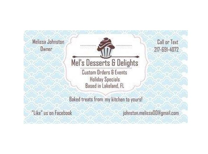 Mel's Desserts and Delights